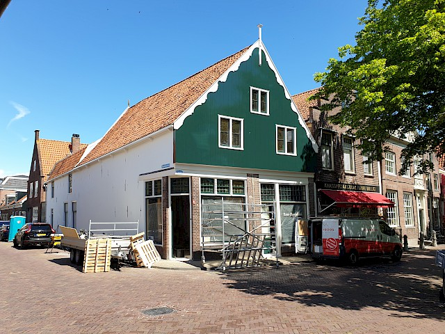 allard architecture • The Story of Edam Cheese • Street View - Under Construction