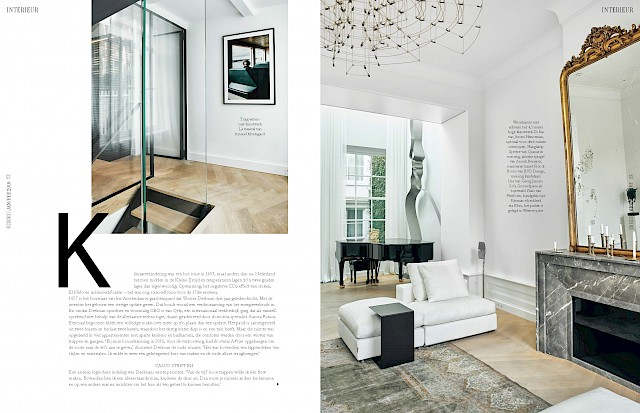 allard architecture • Keizersgracht • Interior Views