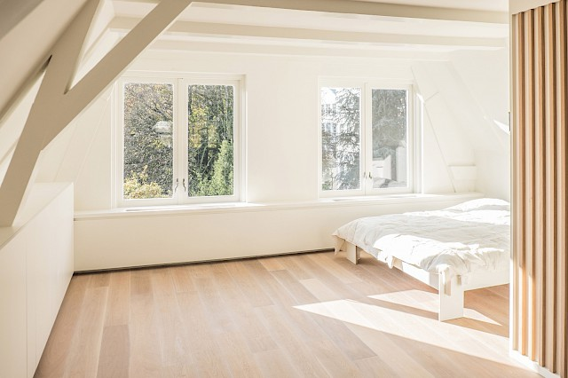 allard architecture • Leliegracht 13 • Interior View - Bedroom