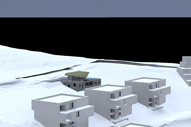 allard architecture • Immensee • 3D Model