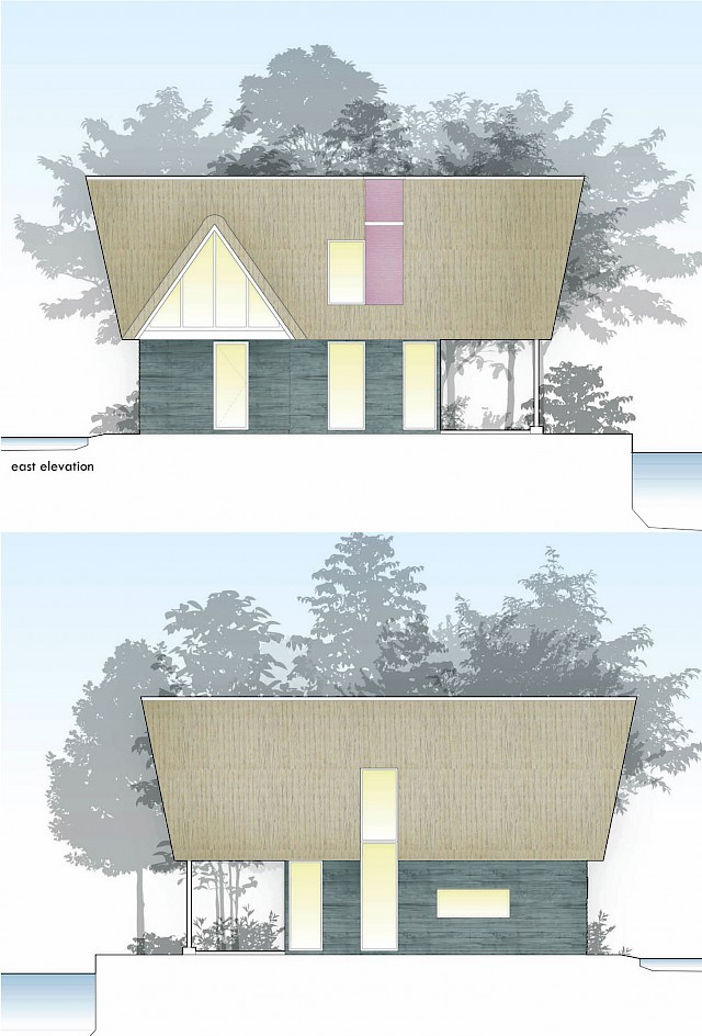 allard architecture • Stichtse Vecht • Elevations