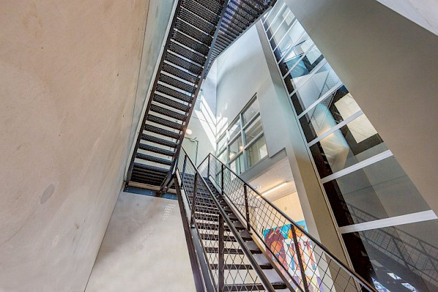allard architecture • XITE Mansion • Interior View - Staircase