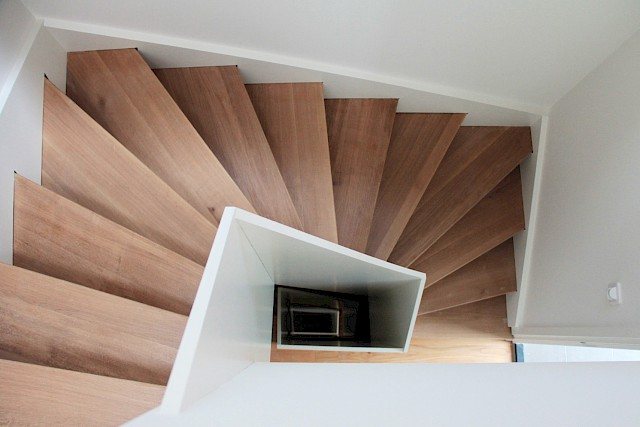 allard architecture • Bloemstraat 73 • Staircase