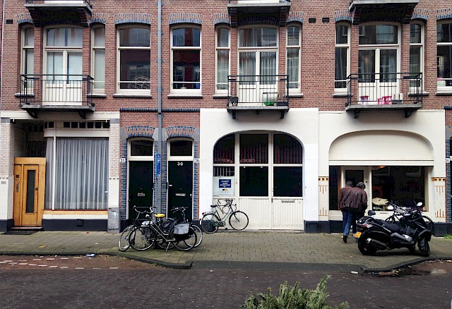 allard architecture • Ruysdaelstraat 34-38 • Existing Street View