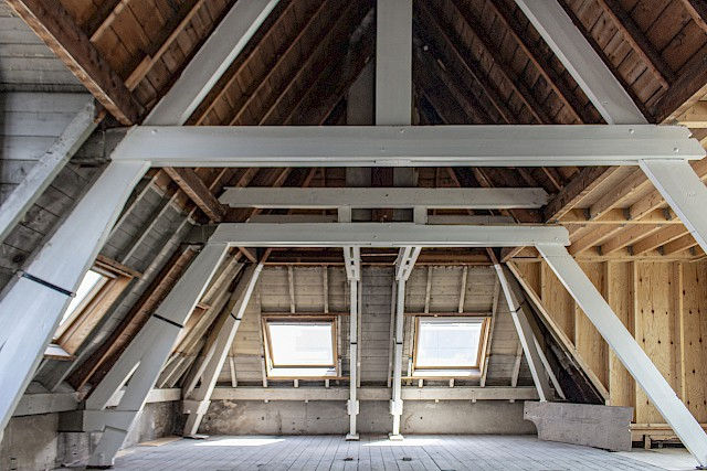 allard architecture • De Ruijterkade 139 • Demolition Phase - Third Floor